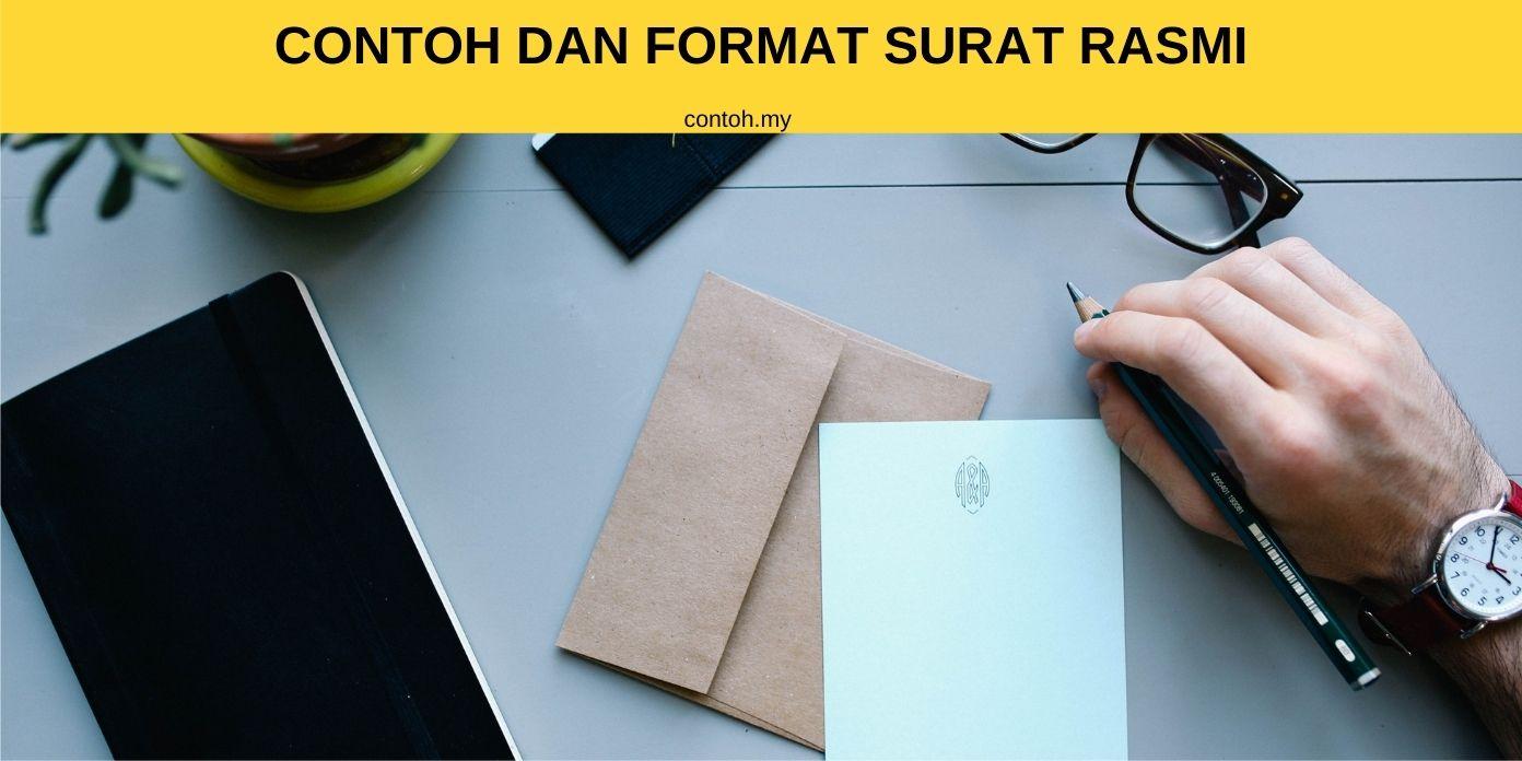 Contoh dan Format Surat Rasmi